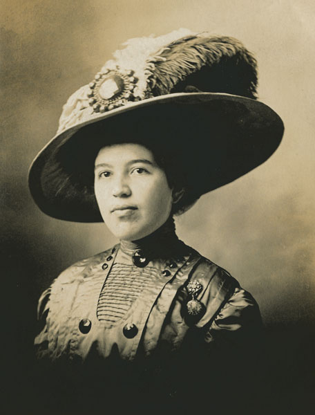 Viola Edith (Bausman) Davis