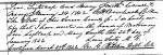 Marriage Record: Levi Lightcap and Mary Smith