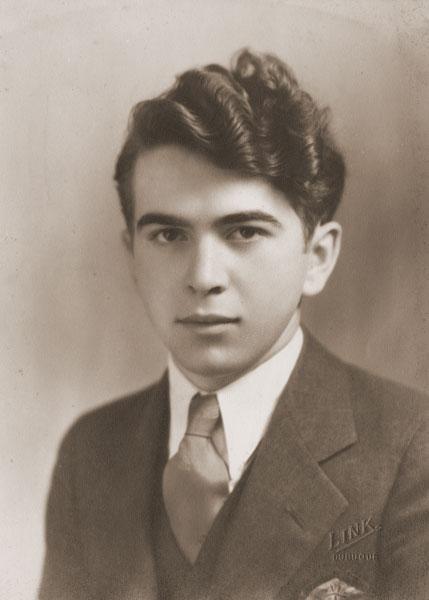 Stanley Davis, High School Graduation