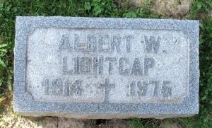 """Albert """"Wally"""" Lightcap"""