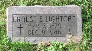 Ernest Edward Lightcap