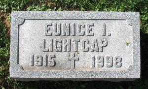Eunice Irene (Strelesky) Lightcap