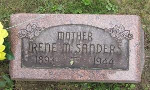 Irene M. Sanders