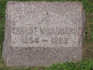 Ernest Vincent Sanders