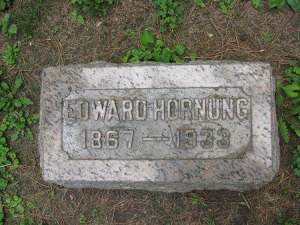 Edward Hornung