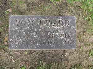 William B. and Amelia (Frith) Woodward