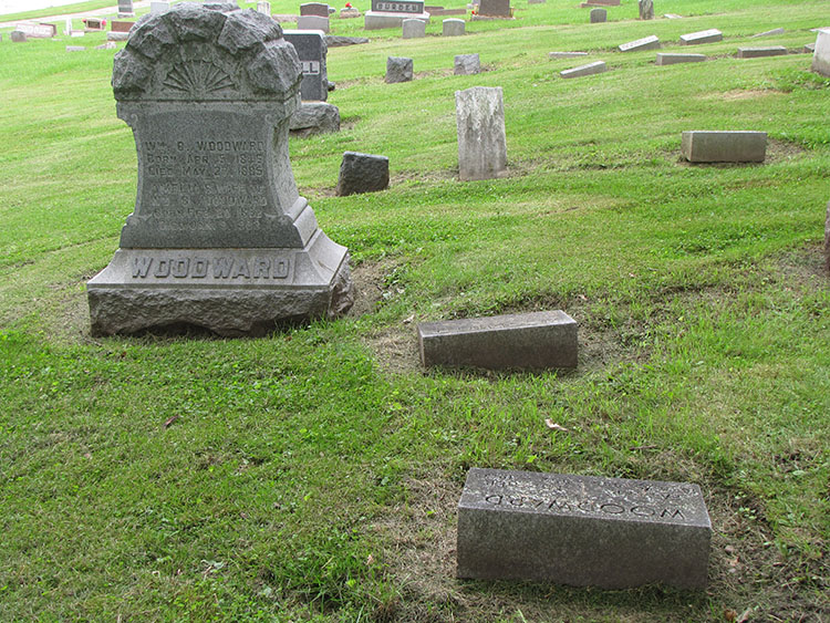 Family Plot: Woodward