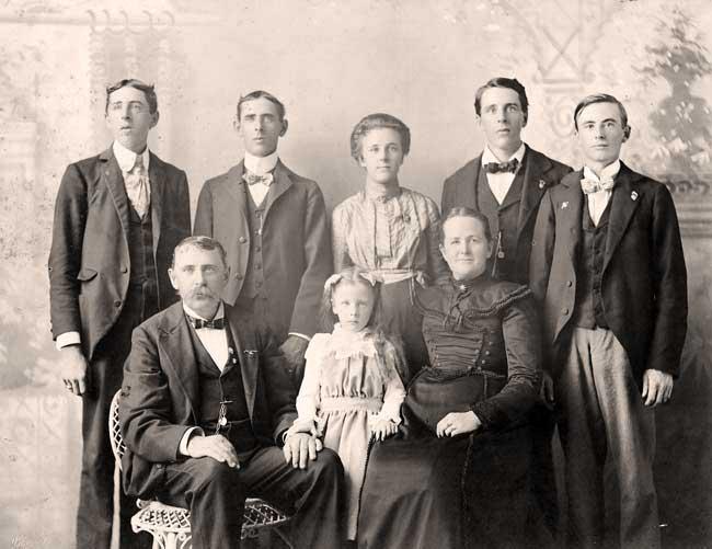 Studio:  J.H. Woods; Beatrice, Nebraska