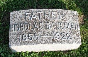 Nicholas Bausman Jr