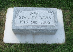 "Stanley ""Spud"" Davis"