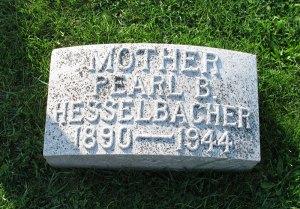Pearl (Bausman) Hesselbacher