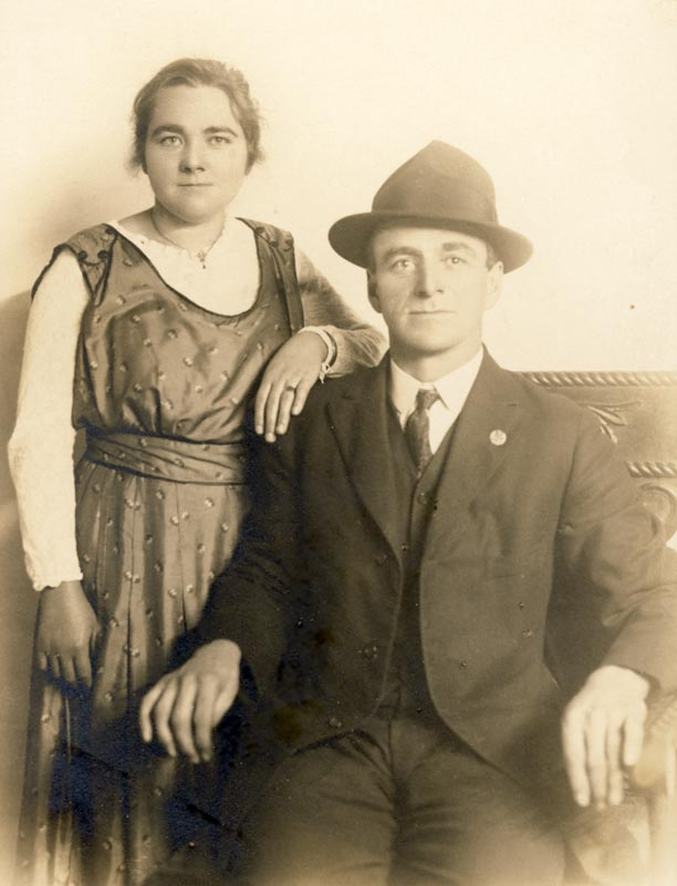 Laban and Gladys (Ray) Davis