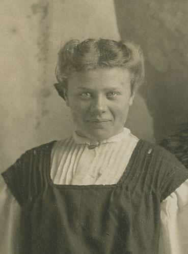 Mabel (Bohnsack) Hammer