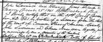 Marriage: Eleanor (Lightcap) Jones and John Lawrence