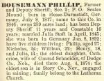 Biography: Philip Bausman