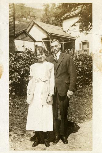 Alvin and Irene Sanders (siblings)