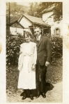 Alvin and Irene Sanders (siblings)