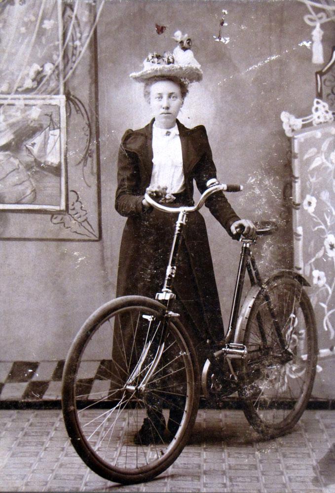 Bertha Galpin