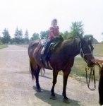 I'm pretending I can ride