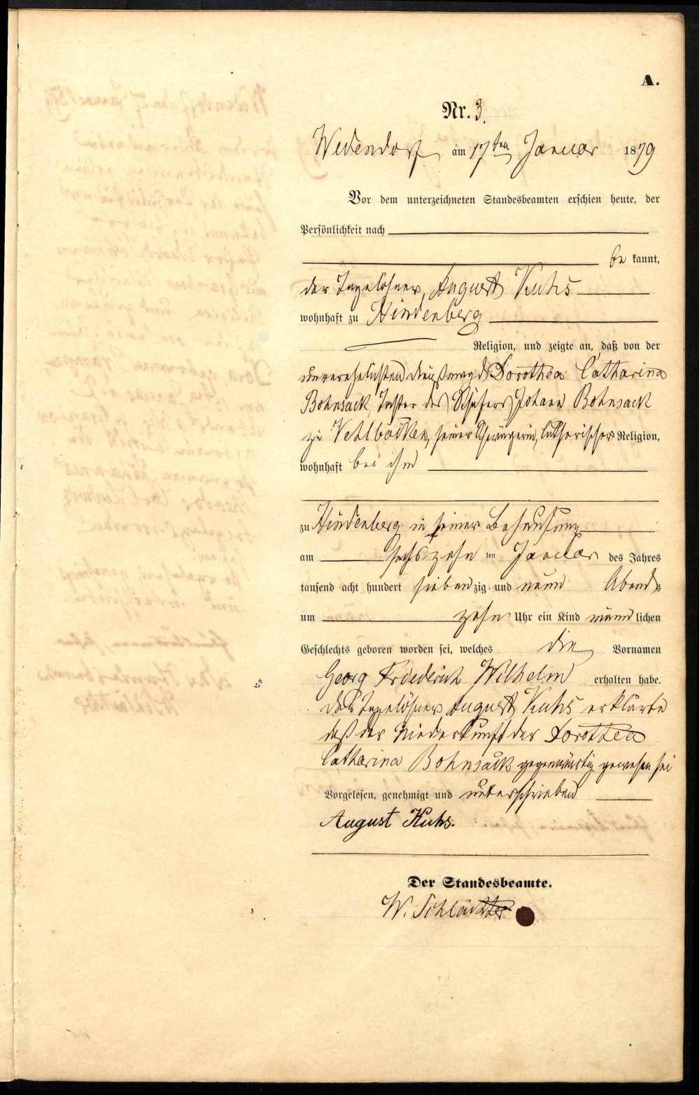 george-bohnsack-birth-record